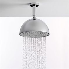 Listen to music & answer phone calls while you shower with the Nikles Sound technology. Globes, Bluetooth, Chrome, Ceiling Lights, Shower, Lighting, Pendant, Design, Home Decor