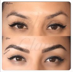 Microblading Eyebrows photo from @mehringlam find out how microblading works, how long micro blading lasts, and where to get it done in LA! #brows @browsonfleek @permanenteyebrows