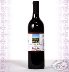 Amazing wine from Kona ... Pinot Noir from #VolcanoWinery www.volcanowinery.com