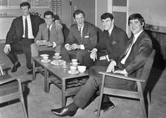 George Mulhall, George Herd, George Kinnell, Neil Martin and Jim Baxter. Scotsmen in Sunderland, Sunderland Football, Sunderland Afc, Rangers Football, Rangers Fc, Bradford City, Back Row, Mary Elizabeth Winstead, Retro Football, Home Team
