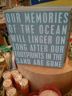 Beach quote. Love this...