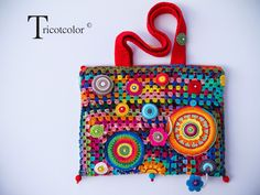 Idea for bag Tricotcolor
