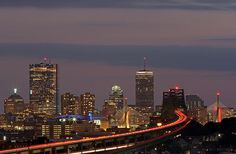 Boston Rediscovered presenting skyline photography from award winning Boston fine art photographer Juergen Roth. The Boston skyline images shows familiar skyscraper landmarks such as Boston Downtown, Prudential Center, John Hancock Building and famous historical landmarks such as the Zakim Bridge, Tobin Bridge and TD Bank Northgarden captured on a beautiful sunset night at twilight.  Good light and happy photo making!  My best,  Juergen www.RothGalleries.com