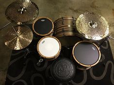 AJP   By @ajpdrums   #drumsdaily