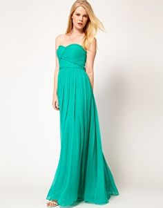 Mango Maxi Dress In Chiffon