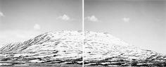 Walter Niedermayr breidablikk I, 2002 c print 2 panels
