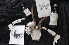 Bones & lace – Boudoir du Chaman