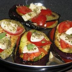 Salata de vara cu vinete