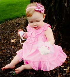 Monthly Sale Special! Sequin Bow Baby & Child Headband