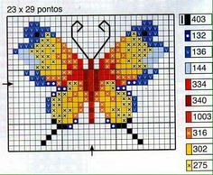 Thrilling Designing Your Own Cross Stitch Embroidery Patterns Ideas. Exhilarating Designing Your Own Cross Stitch Embroidery Patterns Ideas. Tiny Cross Stitch, Butterfly Cross Stitch, Cross Stitch Heart, Cross Stitch Cards, Cross Stitch Animals, Cross Stitch Flowers, Cross Stitch Designs, Cross Stitching, Cross Stitch Embroidery