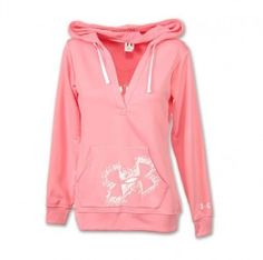 Under Armour Women's Compete Hoodie (3 Colors) for $27.50