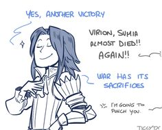 Before Robin, there was the tactition Virion...