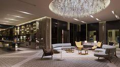 Le Meridien Kuala Lumpur—Sentral 2 - Foyer by LeMeridien Hotels and Resorts, via Flickr