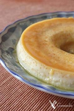 Keffir flan (brazilian style)