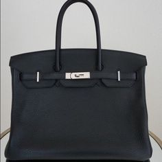Hermes Birkin Bag In perfect condition. High quality. Serious inquiries only. Email nf3234@aol.com Hermes Bags