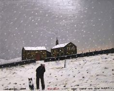 "Peter Brook - ""At First Rain, Then Snow and Now Sleet"""