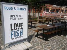 New sign @LoveFish