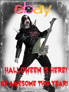 Rainy Day Shopper:  Morris Costumes Men's Mayhem Horror Halloween Com...