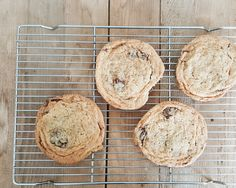 Chocolate Chip Cookies from The Vanilla Bean Baking Cookbook, and baking with my daughter poem