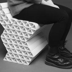 Paper Chair - Anton Green