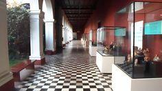 """Nuestra riquísima """"Mazamorra morada"""" en el Museo Nacional de Arqueología, Antropología e Historia del Perú.  Para mayor información ingresa a: http://quetalpueblo.wordpress.com/  Créditos: Fiorella Sofia Gallegos Pereyra"""