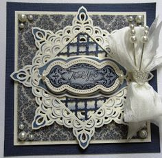 Another stunning card made by Sue Wilson