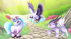 Adopt and train pets  Collect unicorns, werewolves, and even a flying tiger on your road to becoming the most powerful wizard at the Acade...
