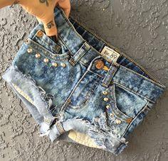 SAMPLE SALE! baby girl toddler bleach splatter studded roll up distressed denim jean shorts 5T by OliversDenim on Etsy https://www.etsy.com/listing/476245723/sample-sale-baby-girl-toddler-bleach