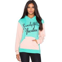 Wildfox Beverly Hills Cuddles Hoodie size medium Hoodie in excellent condition, worn a couple of times. Clean and without any flaws. Size medium 70% cotton, 30% polyester Wildfox Tops Sweatshirts & Hoodies