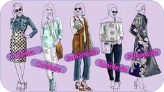 #Faschingskostüme und ihr #Stil sagen viel über Ihren Charakter aus. Welche Stil-Facetten würden Sie im Alltag gerne ausleben? Diese Analyse bei der #Modeflüsterin gibt Aufschluss.