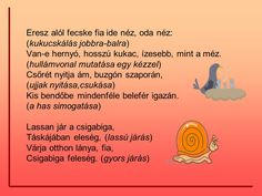 """ Fújja a szél a fákat…"" Mozgással kísért mondókázás - ppt letölteni Yoga For Kids, Stories For Kids, Activities For Kids, Verses, Kindergarten, Poems, Education, Children, School"
