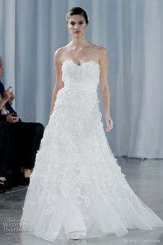 Monique Lhuillier queda de noiva 2013 devine vestido de noiva