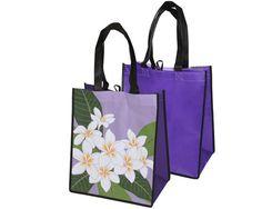Trendtex Fabrics: Eco Mohala Lavender (Large)