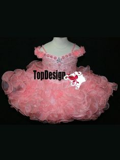 566556222a29 24 Best babydoll pageant dress images