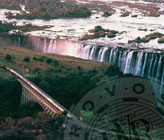 Train Scenery | Victoria Falls | Rovos