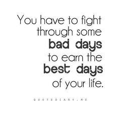 And my best days are yet to come!!!