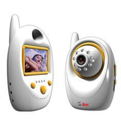 2.4 Portable Digital Wireless Monitoring System Night Vision & Audio