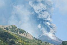 Etna eruption, 26 Oct 2013. Sicily, Italy. #etna #eruption #sicily #volcano #nature #italy