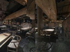 Pu Zao Restaurant by Yiduan Shanghai Interior Design, Kunming / Yunnan – China » Retail Design Blog