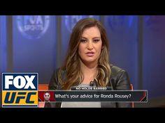 Miesha Tate has some advice for Ronda Rousey | UFC TONIGHT
