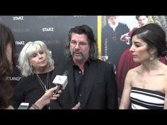 Outlander Season 2 Premiere interviews with Ron Moore, Terry Dresbach and Maril Davis - That's Normal
