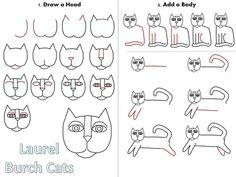 Smart With Art: Cool Cat Lesson - ParentMap
