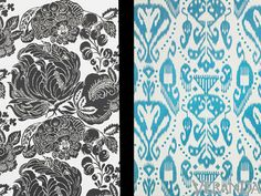 """""""I always think of this textile company for their exuberant prints."""""""