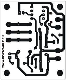 Pequeño amplificador con el LM386, regulador de tensión