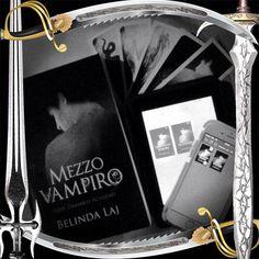 Unmarked Vampire / Mezzo Vampiro by Belinda Laj - TiaBlanca Bianca private collection  http://www.amazon.it/Mezzo-vampiro-Damned-Academy-1-ebook/dp/B00ULJLFWC  http://www.amazon.com/Unmarked-Vampire-Belinda-Laj-ebook/dp/B01CR5M09E