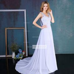Luxusní svatební šaty v barvě bílé nebo ivory 2639-039 (15)