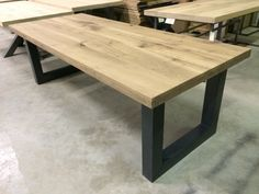 Best 35 Home Decor Ideas - Lovb Reclaimed Dining Table, White Dining Table, Wooden Dining Tables, Oak Table, Dining Room Table, Lodge Furniture, Metal Furniture, Home Design Decor, Interior Design Living Room