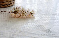 1cm Tight Set Grid, a handmade mosaic shown in polished Calacatta Radiance, is part of The Studio Line of Ready to Ship mosaics. All mosaics in this collection are ready to ship within 48 hours. <br /> Ready to take the next step? For pricing samples and design help, click here : http://www.newravenna.com/showrooms/