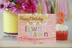 Grand Greetings, Quinn's ABCs, Pink Lemonade paper, Lawn Trimmings _ Unify Handmade: Stamp Fever/Lawn Fawn Blog Hop
