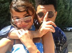 Selena Gomez and The Weeknd cozy up at Coachella